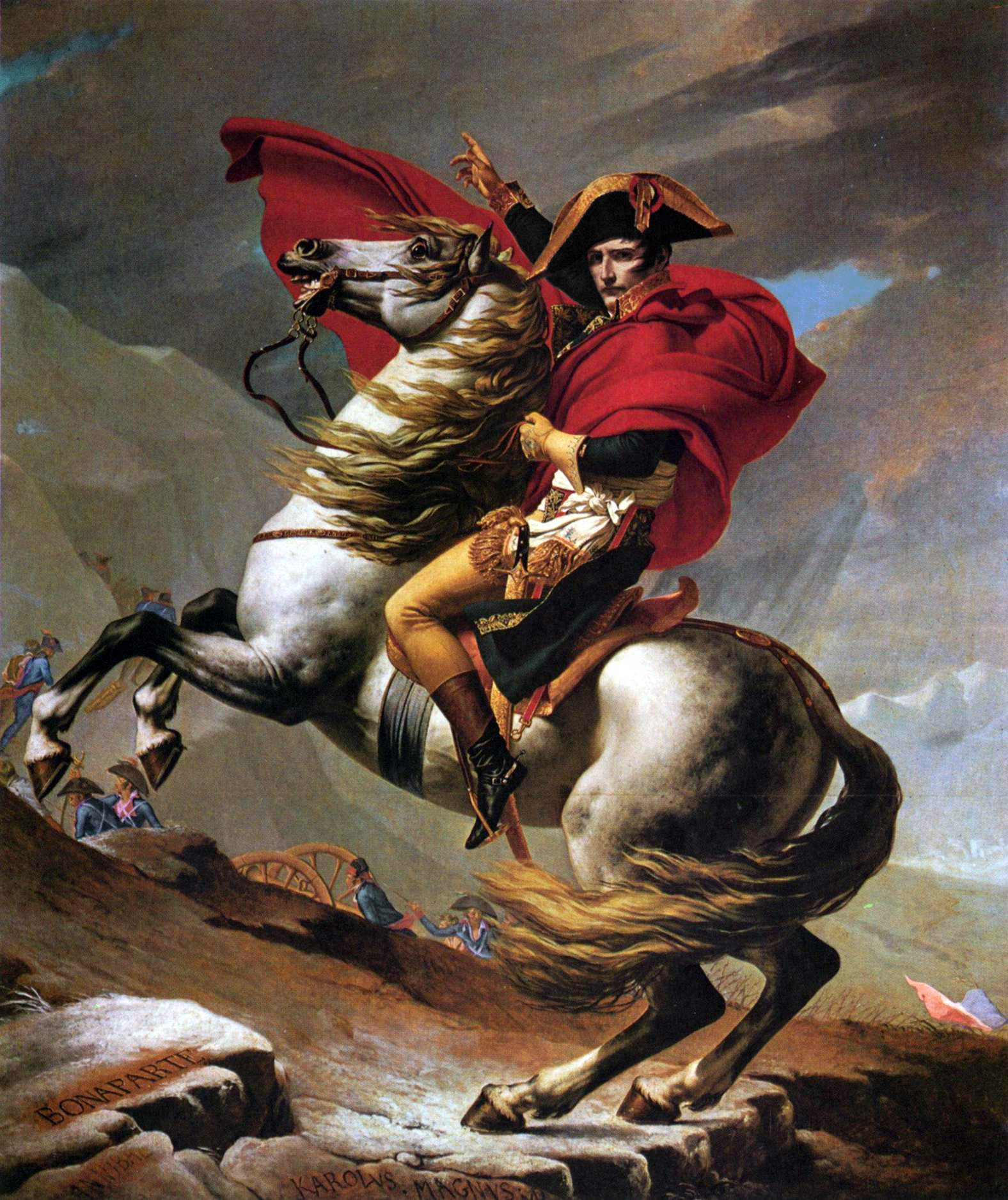 the military genius of france napoleon bonaparte